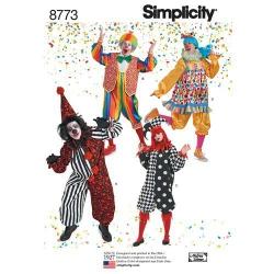 Wykrój Simplicity 8773