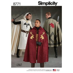 Wykrój Simplicity 8771
