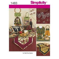 Wykrój Simplicity 1483