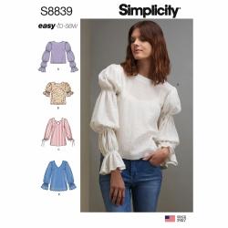 Wykrój Simplicity 8839
