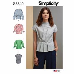 Wykrój Simplicity 8840