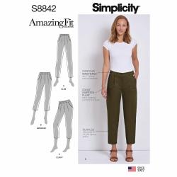 Wykrój Simplicity 8842