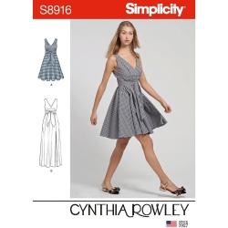 Wykrój Simplicity 8916
