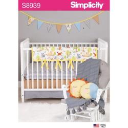 Wykrój Simplicity 8939