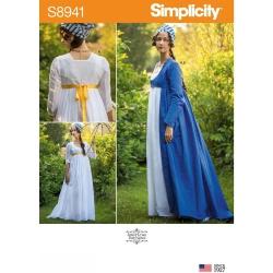 Wykrój Simplicity 8941