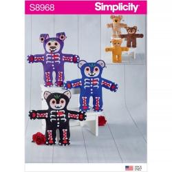 Wykrój Simplicity 8968
