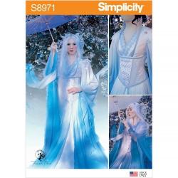 Wykrój Simplicity 8971
