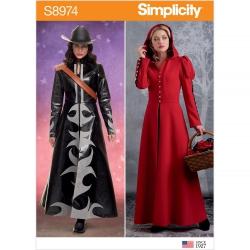 Wykrój Simplicity 8974
