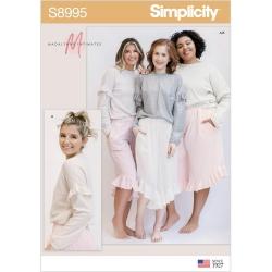 Wykrój Simplicity 8995
