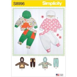 Wykrój Simplicity 8996