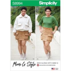 Wykrój Simplicity 8994