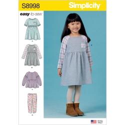 Wykrój Simplicity 8998