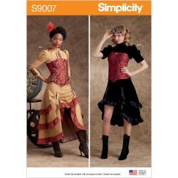 Wykrój Simplicity 9007