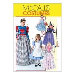 Wykrój McCall's M2018