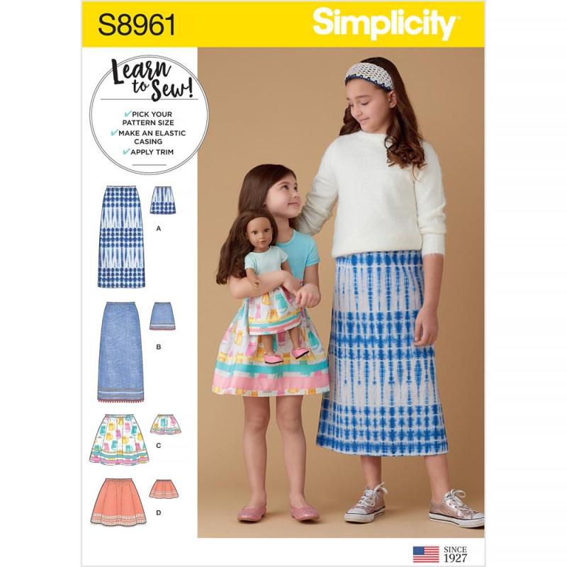 Wykrój Simplicity 8961