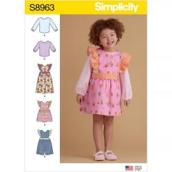 Wykrój Simplicity 8963