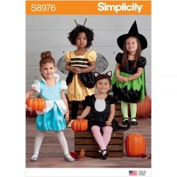 Wykrój Simplicity 8976