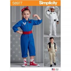 Wykrój Simplicity 8977