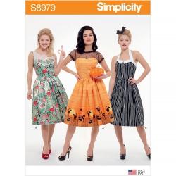 Wykrój Simplicity 8979