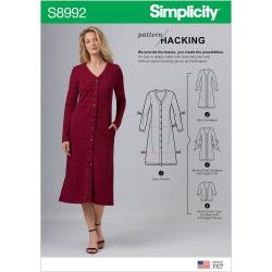 Wykrój Simplicity 8992