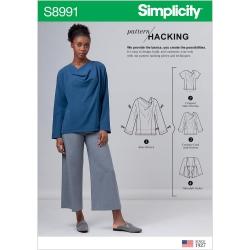 Wykrój Simplicity 8991