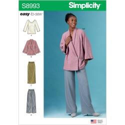 Wykrój Simplicity 8993