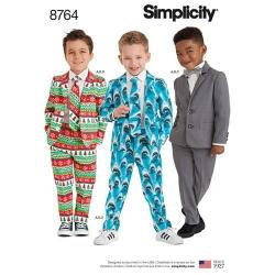 Wykrój Simplicity 8764