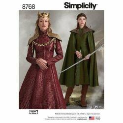 Wykrój Simplicity 8768
