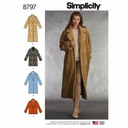 Wykrój Simplicity 8797