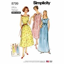 Wykrój Simplicity 8799