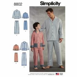 Wykrój Simplicity 8802