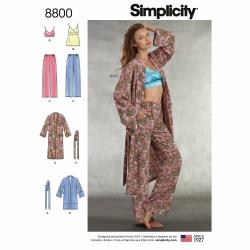 Wykrój Simplicity 8800