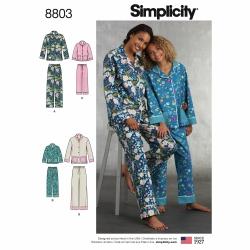 Wykrój Simplicity 8803