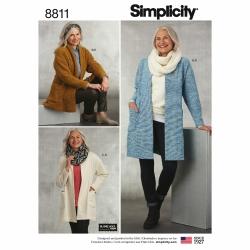 Wykrój Simplicity 8811