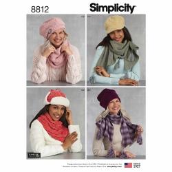Wykrój Simplicity 8812