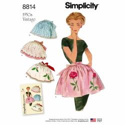 Wykrój Simplicity 8814