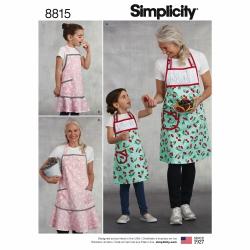 Wykrój Simplicity 8815