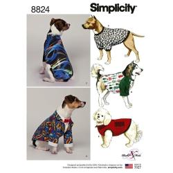 Wykrój Simplicity 8824