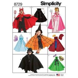 Wykrój Simplicity 8729