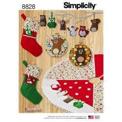Wykrój Simplicity 8828