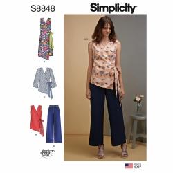 Wykrój Simplicity 8848