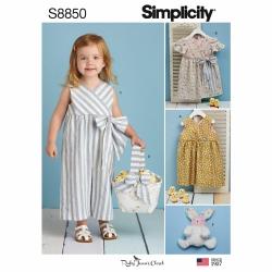 Wykrój Simplicity 8850