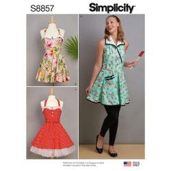 Wykrój Simplicity 8857