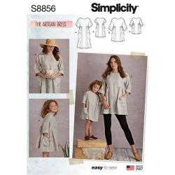 Wykrój Simplicity 8856