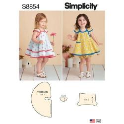 Wykrój Simplicity 8854