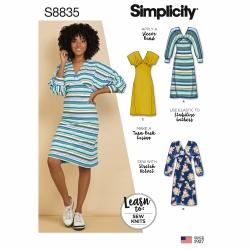 Wykrój Simplicity 8835