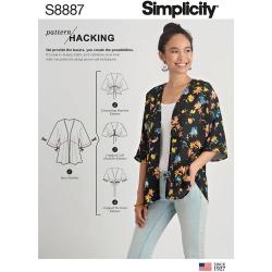Wykrój Simplicity 8887