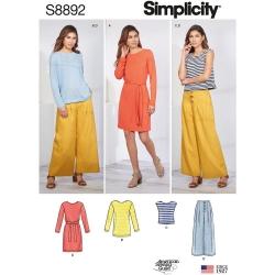 Wykrój Simplicity 8892