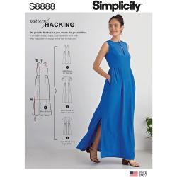 Wykrój Simplicity 8888