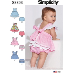 Wykrój Simplicity 8893